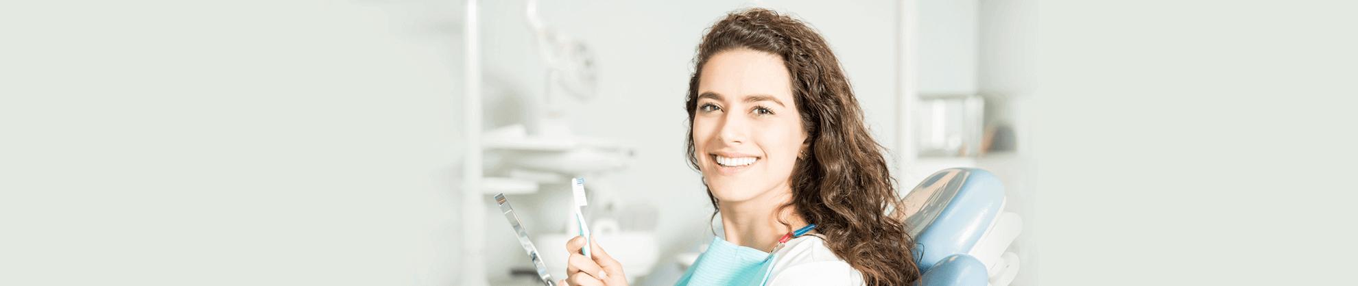 regular dental checkups background