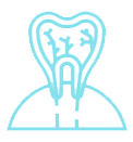 root canal treatment icon